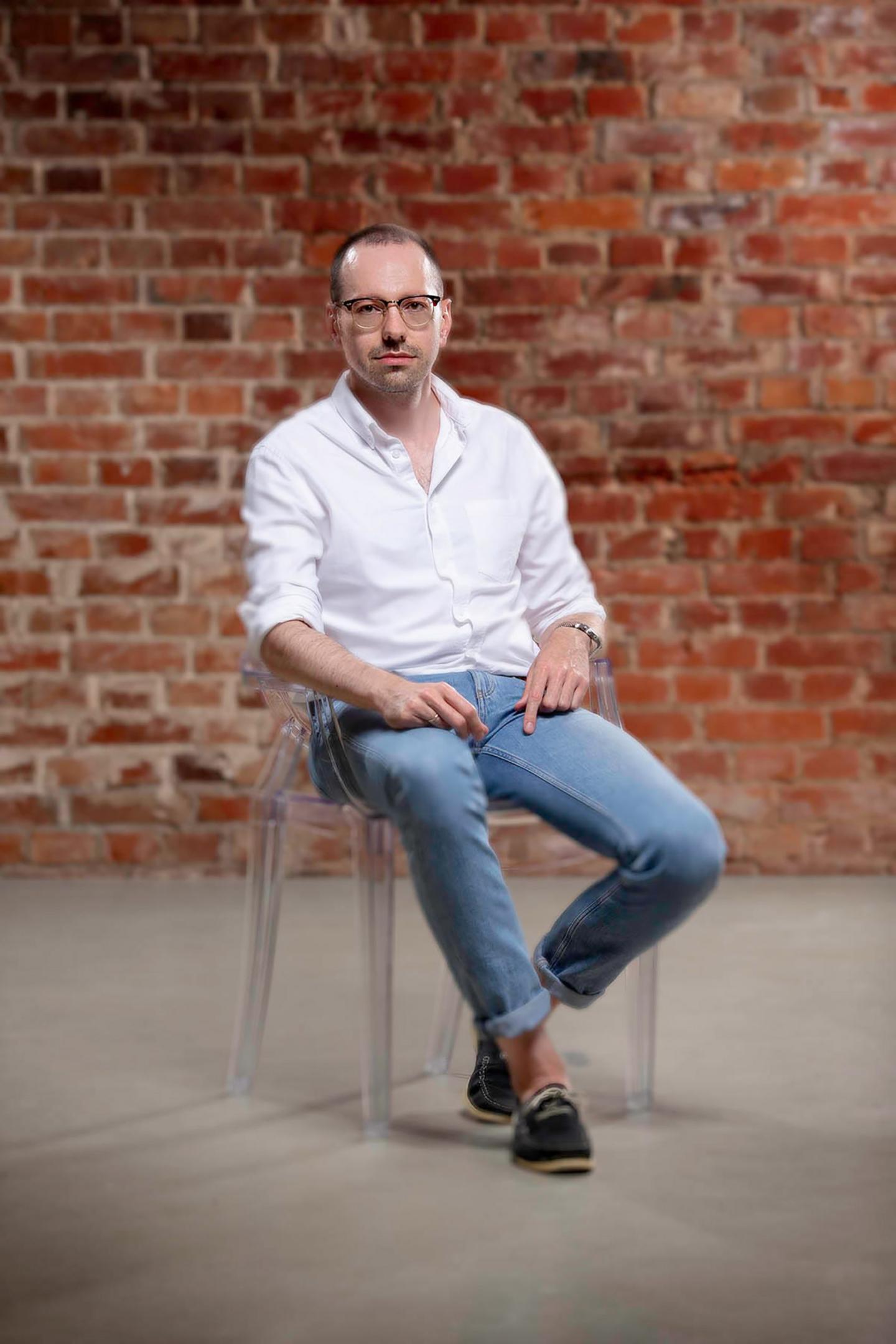 Maciej Rodzewicz - Prezes MR DOM